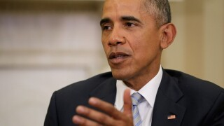 Obama addresses Brussels attacks