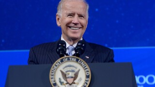 Biden: 'I shouldn't have said' I would fight Trump