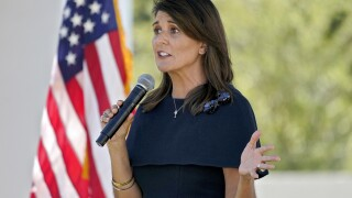 Nikki Haley Election 2020 Senate Arizona