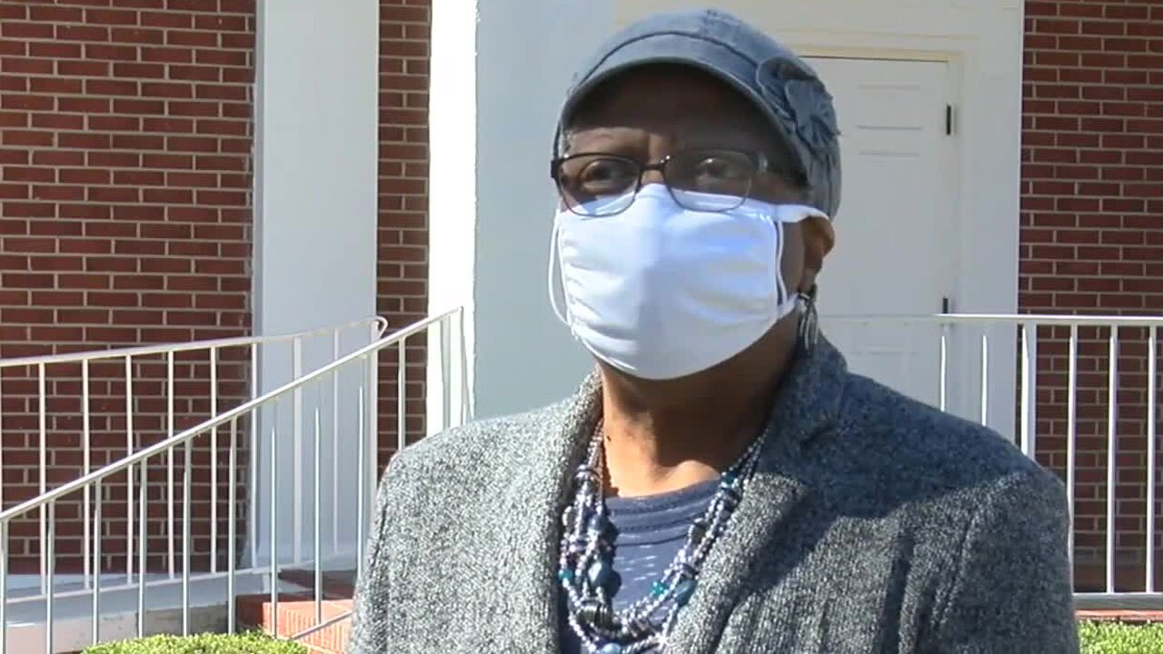 Malinda James, Tallahassee resident who received COVID-19 vaccine