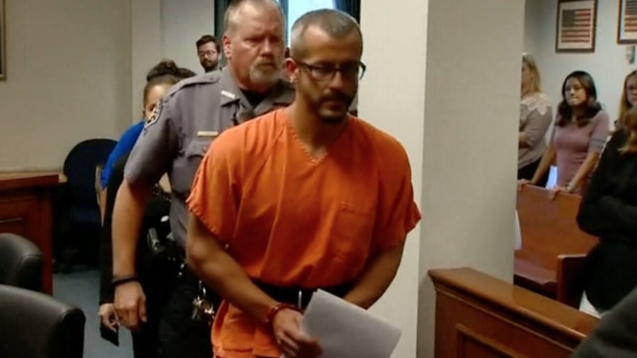 Affidavit: Chris Watts was having affair