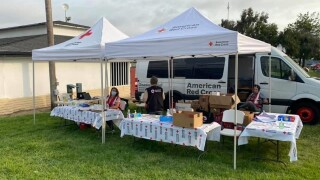 Kalispell resident volunteers with red cross in California helping families displaced by wildfires