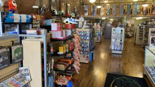 Let's Play Games & Toys in downtown Great Falls