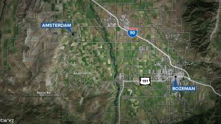 Two people died in a rollover crash SW of Amsterdam