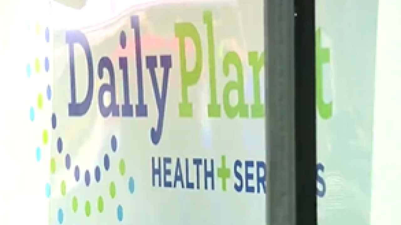 The Daily Planet receives generous donation to help the city's homeless