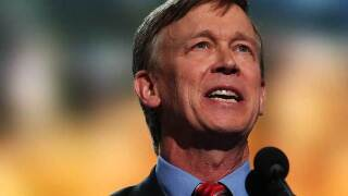Former Colorado Gov. John Hickenlooper launches Senate campaign