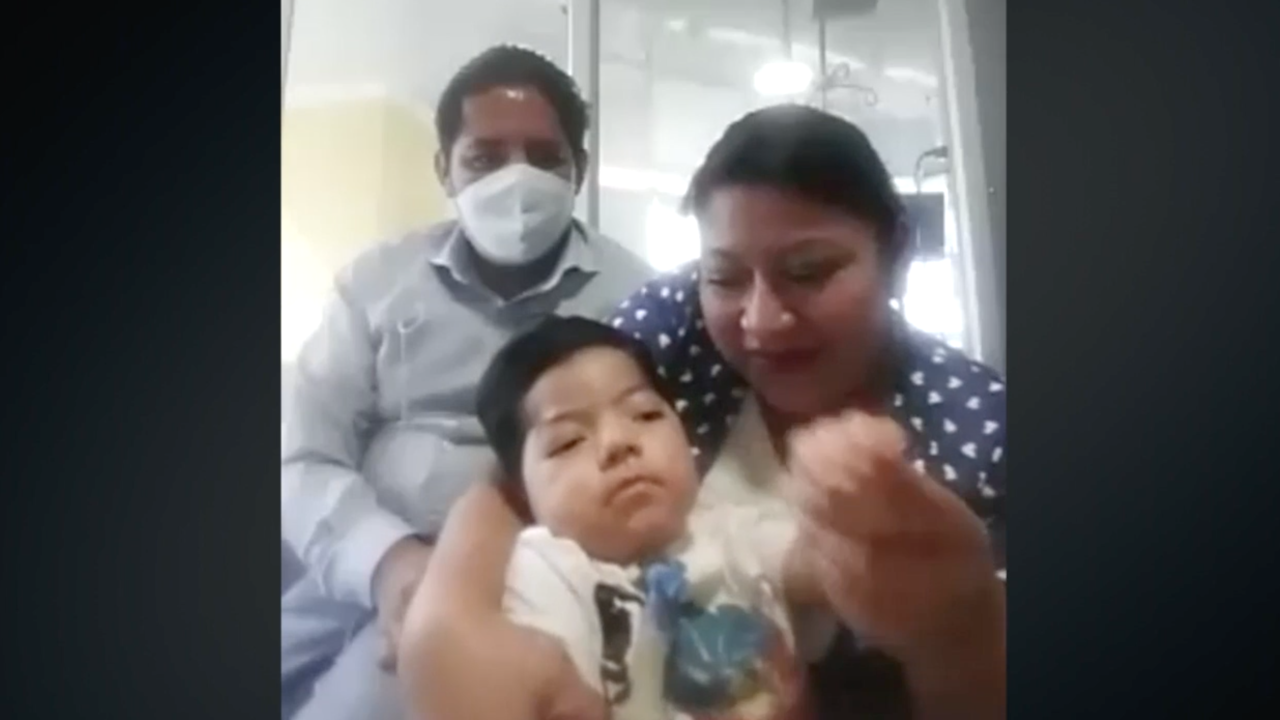 Strangers from around the world collaborate to get boy a ventilator