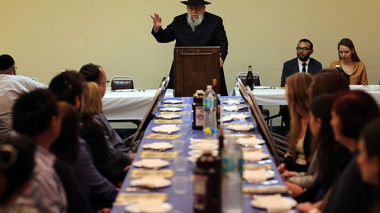 Passover begins on Friday. Here are some fast facts
