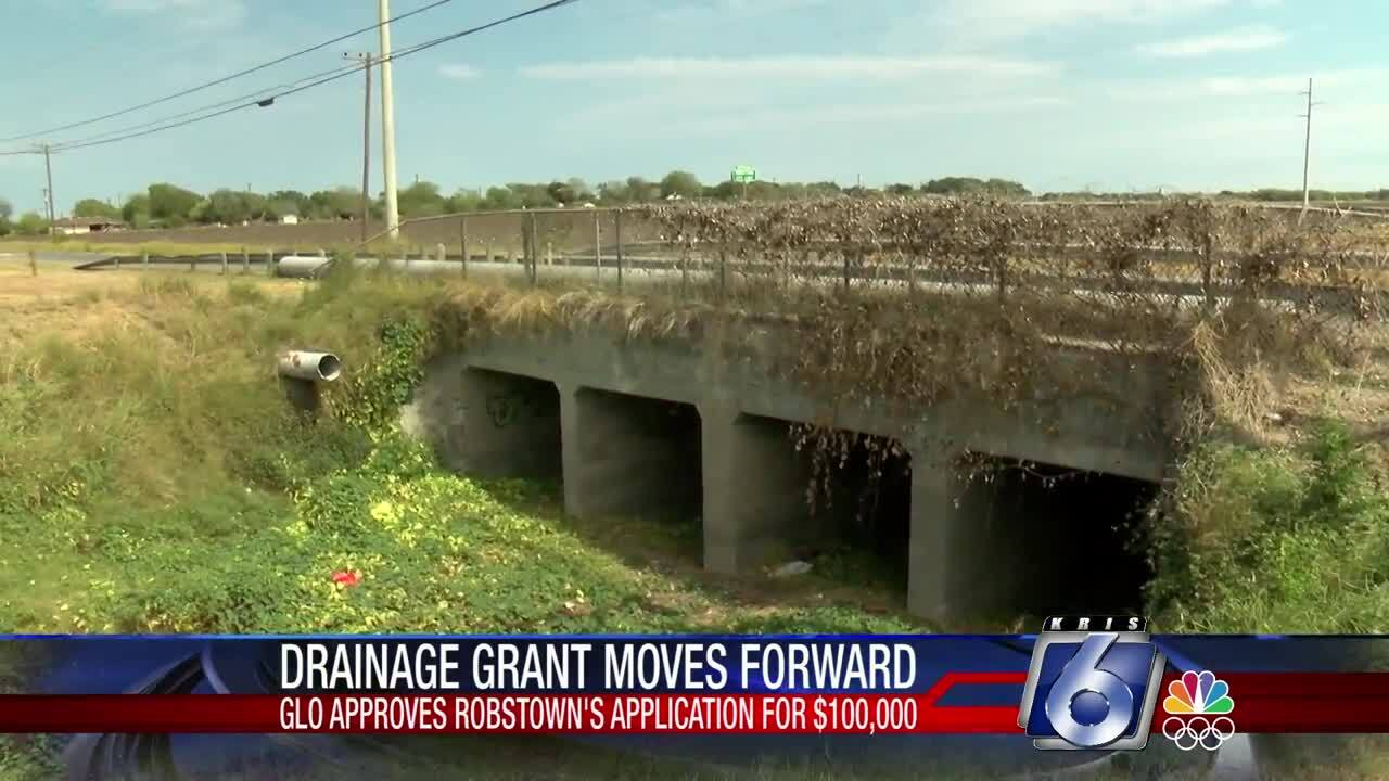 Texas GLO grant to city of Robstown