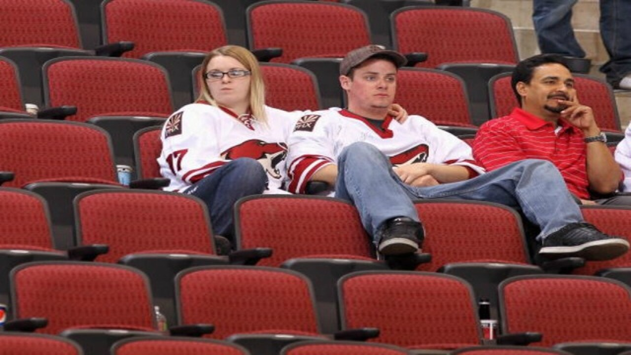 5 reasons why Phoenix is America's new saddest sports town