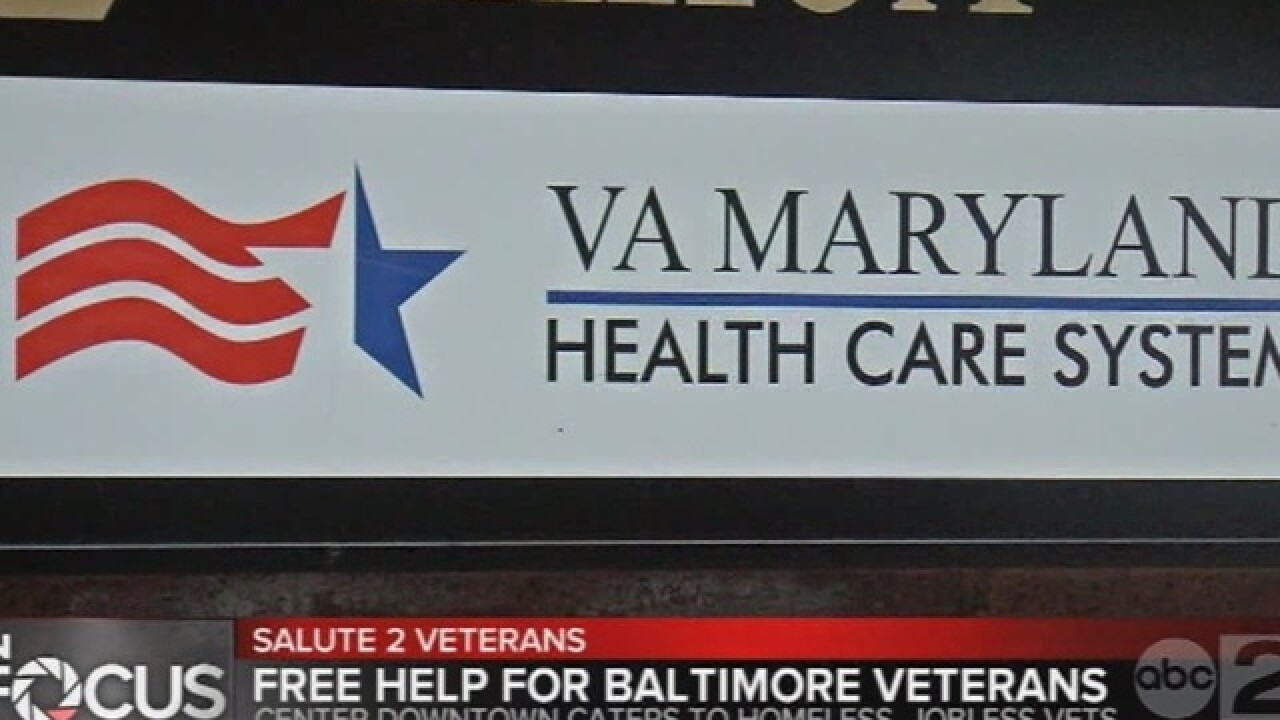 Community center aims to help veterans