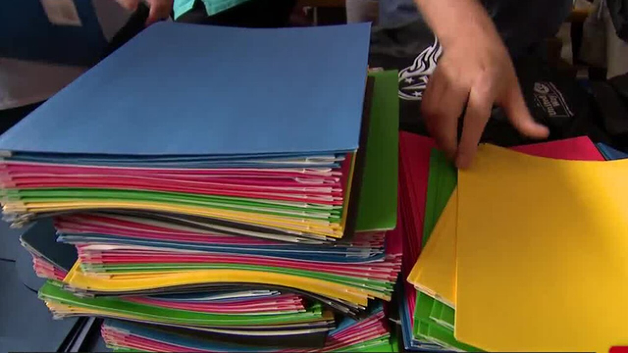 Cheatham County Students Prepare To Head Back To School