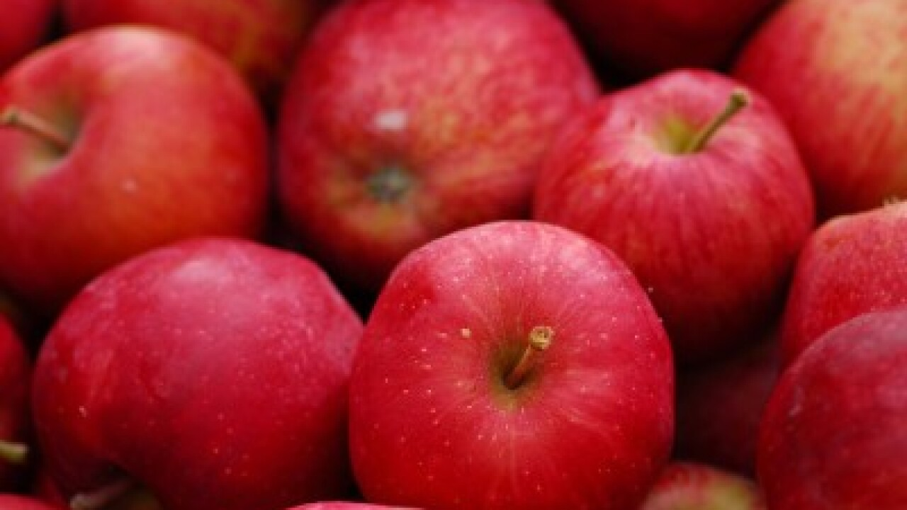 Can apples make spring allergies worse
