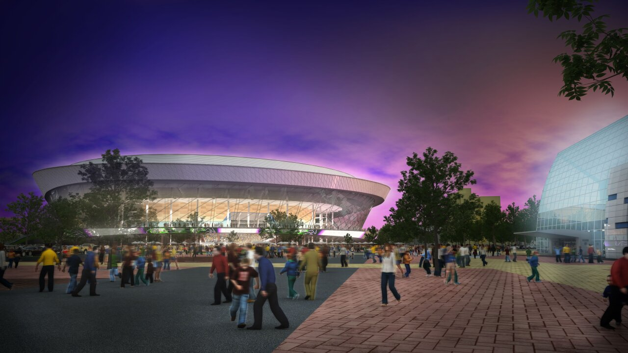 Virginia Beach City Council hears public comments on proposed arenaproject