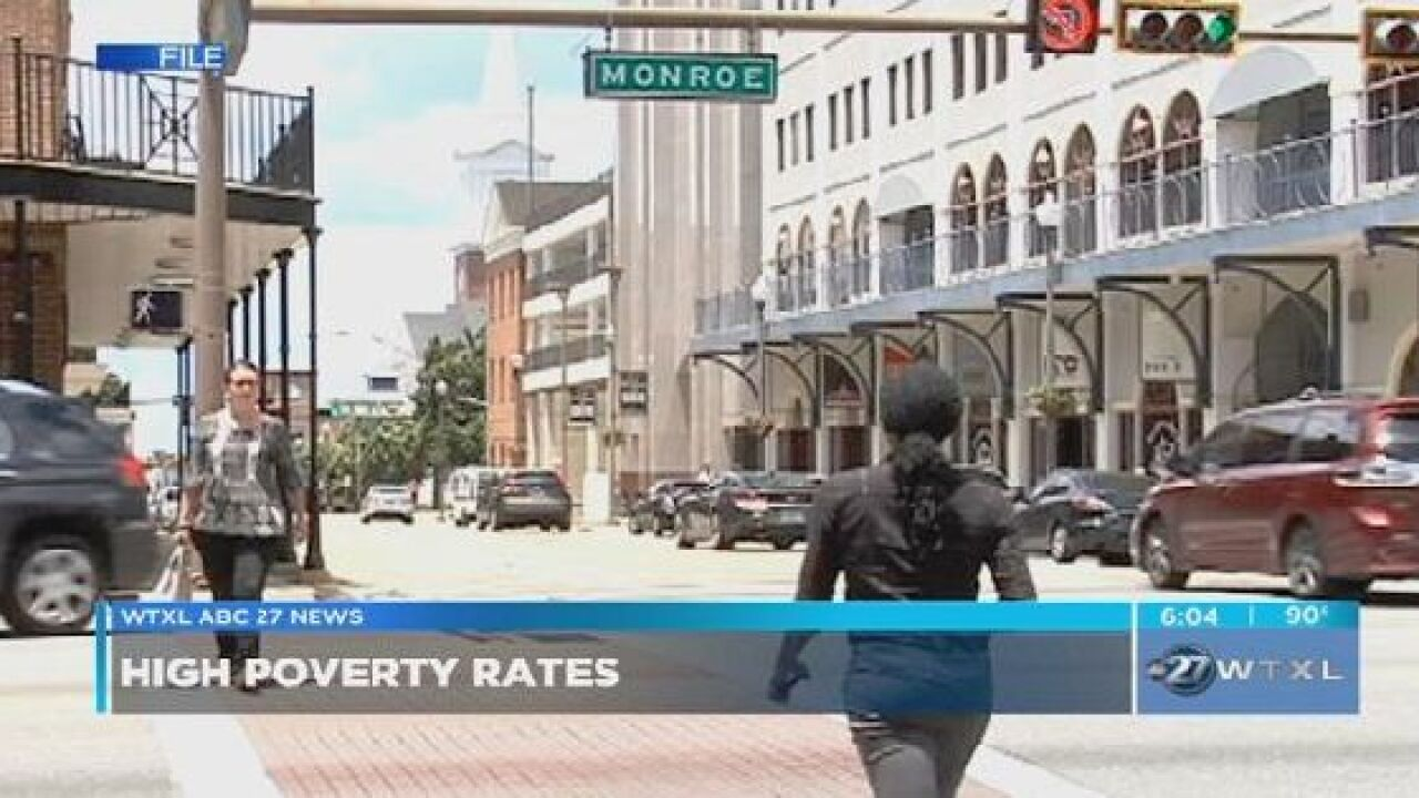 Zip code in Tallahassee has highest concentration of poverty in Florida