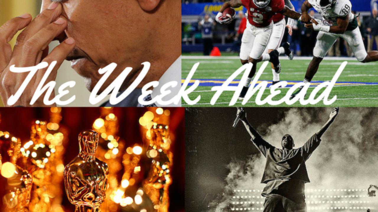The Week Ahead: Tide, Tigers and nomination time