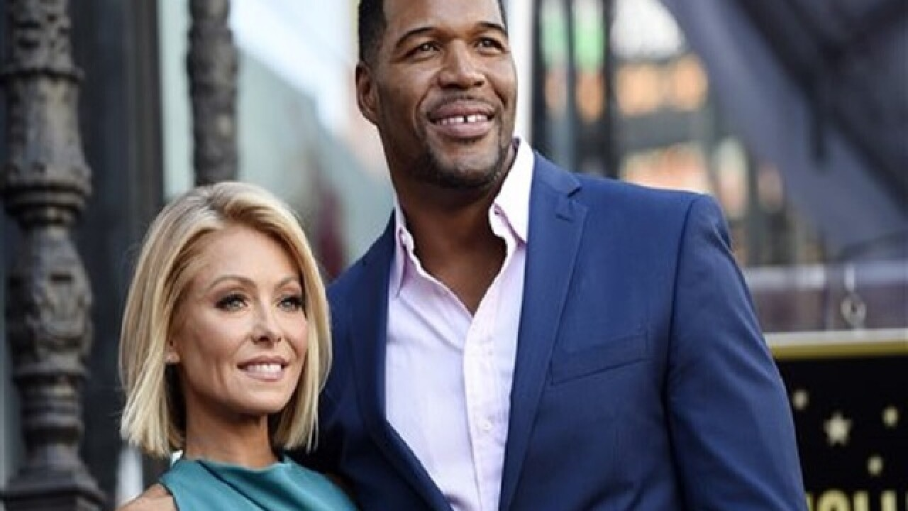 Kelly Ripa, Michael Strahan share Daytime Emmy