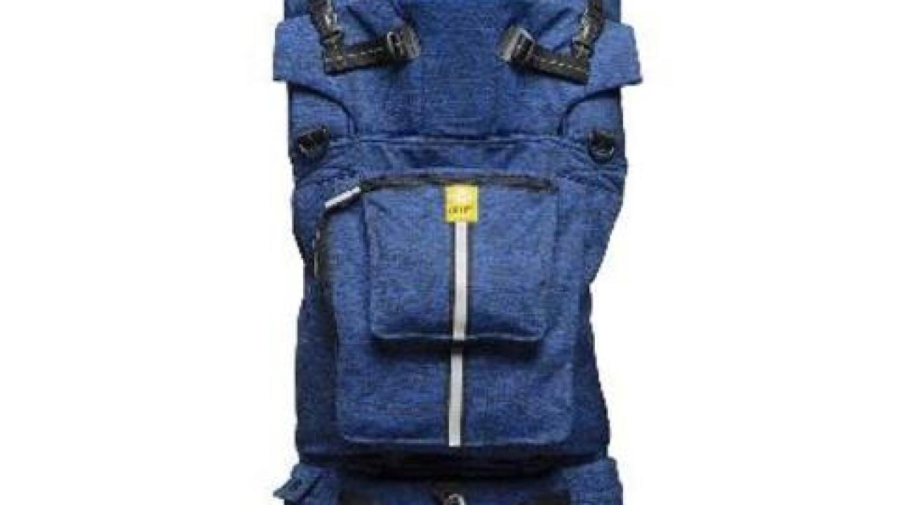 Baby carriers recalled, sold on Amazon.com