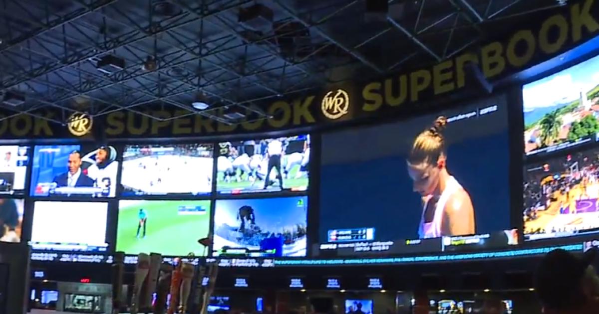 sport betting tv
