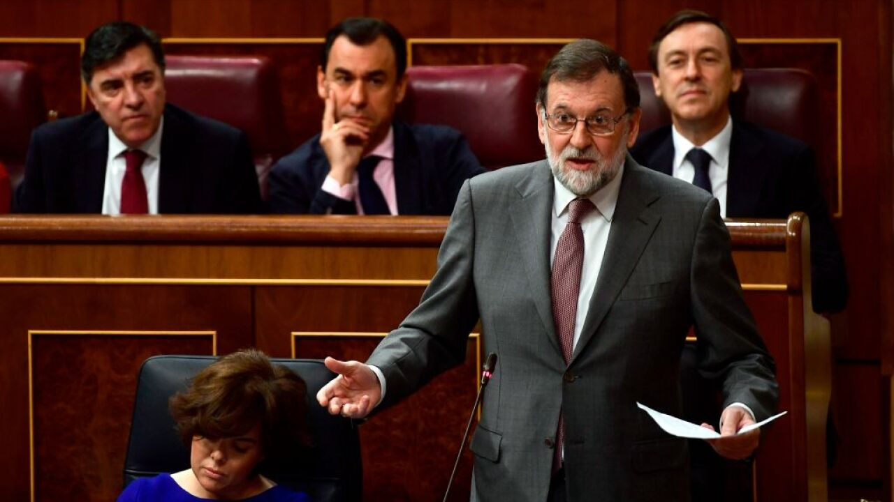 Spain's prime minister forced out in confidence vote