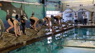 Bozeman HS Invitational Swim Meet