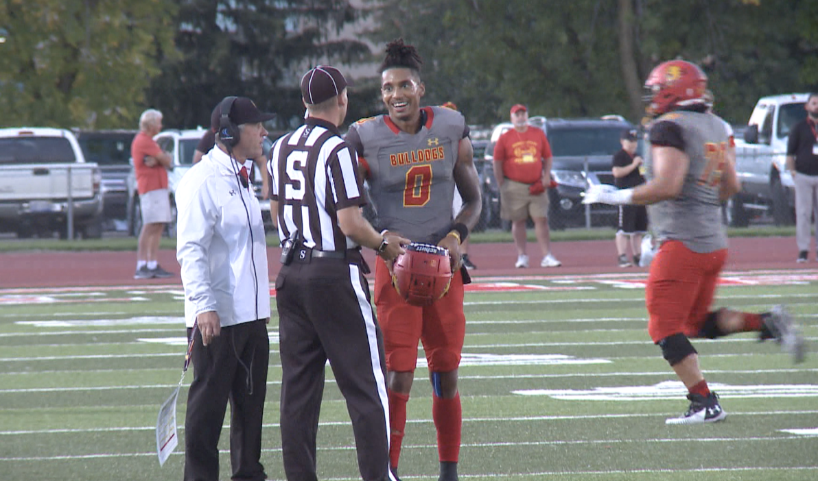 Mylik Mitchell thriving in new role at Ferris State