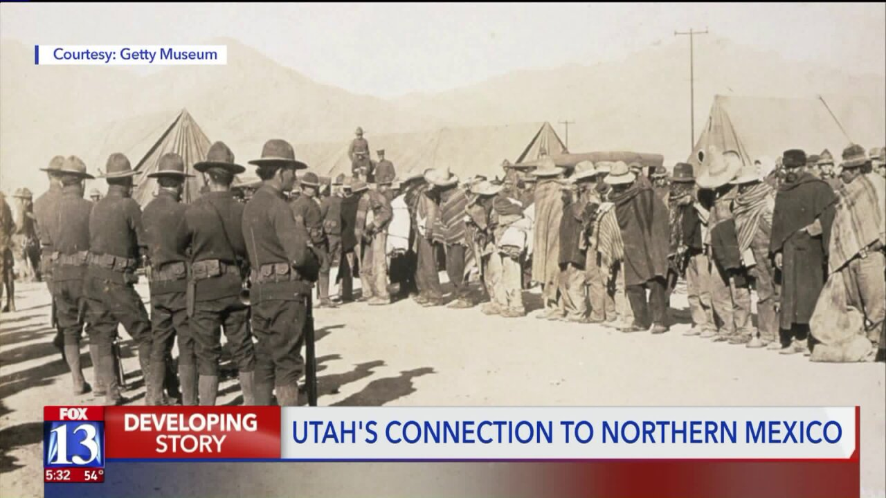 Utahns established so-called 'Mormon Colonies' in Mexico more than a centuryago