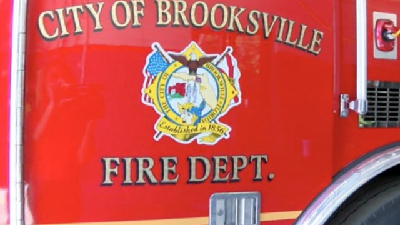 Brooksville Fire Department future in question