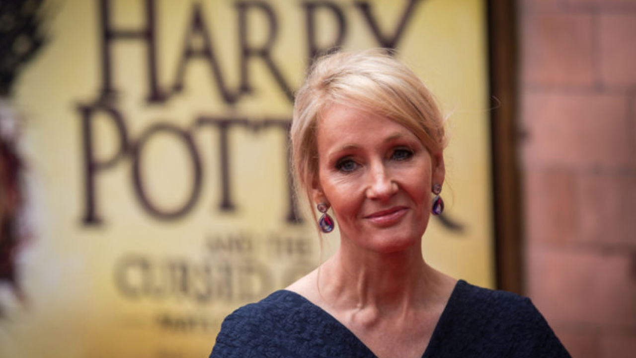 J.K. Rowling is releasing 4 new 'Harry Potter' stories — and they're coming soon