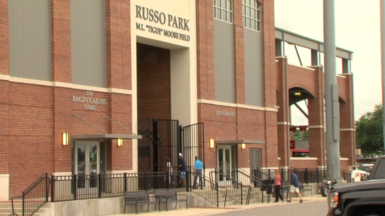 "Russo Park M.L. ""Tigue"" Moore Field"