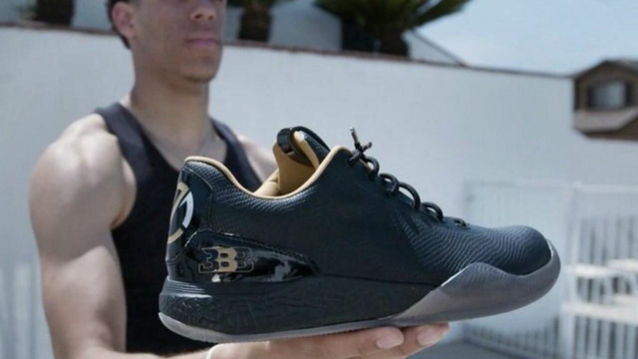 084bc8a3dcf Shaq slams LaVar Ball for his high-priced  Big Baller Brand  shoes
