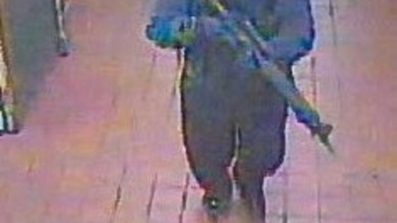 FBI: 2 sought in armed robbery of casino
