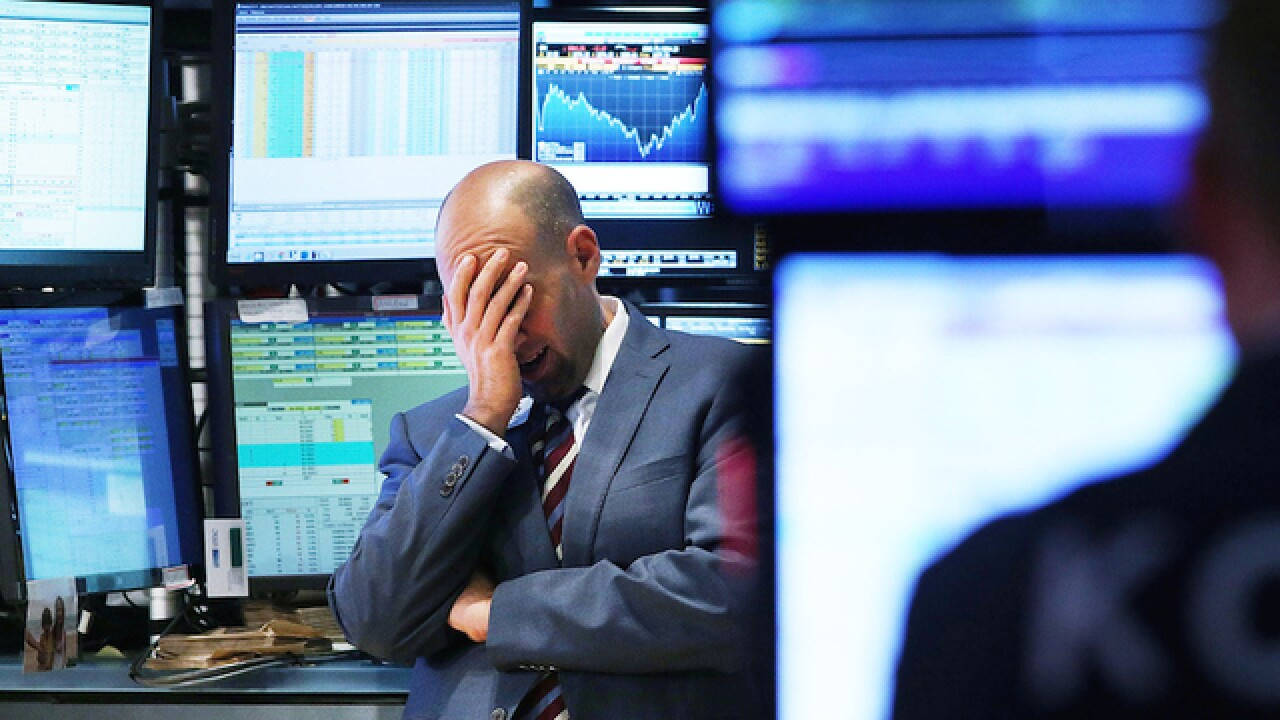 How to keep your cool in this stock market sell-off