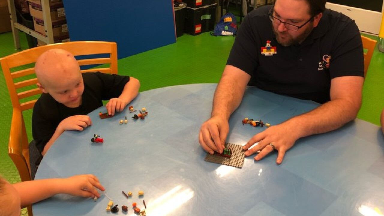 6-Year-Old leukemia patient receives Legoland trip of a lifetime