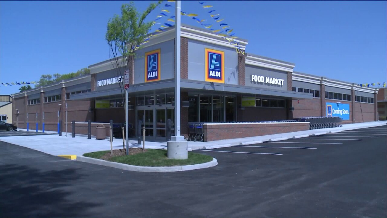ALDI to offer golden tickets to first 100 shoppers in Henrico, Colonial Heights