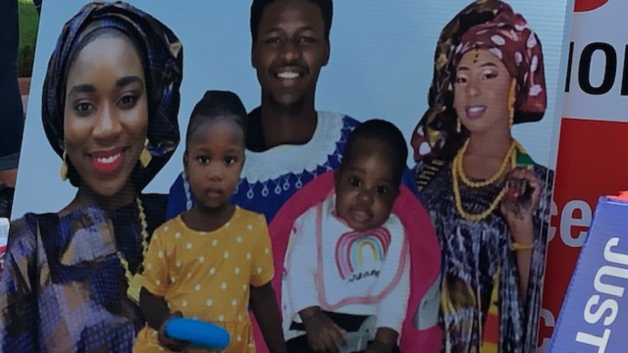 Woman Investigated In Fire That Killed Senegalese Family Arrested On Federal Drug Weapons Charges