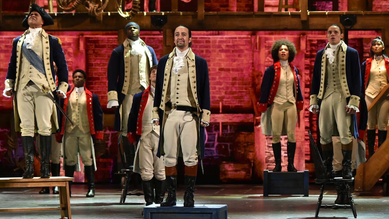 Get excited! 'Hamilton' is coming to Norfolk, Richmond with 24 shows each