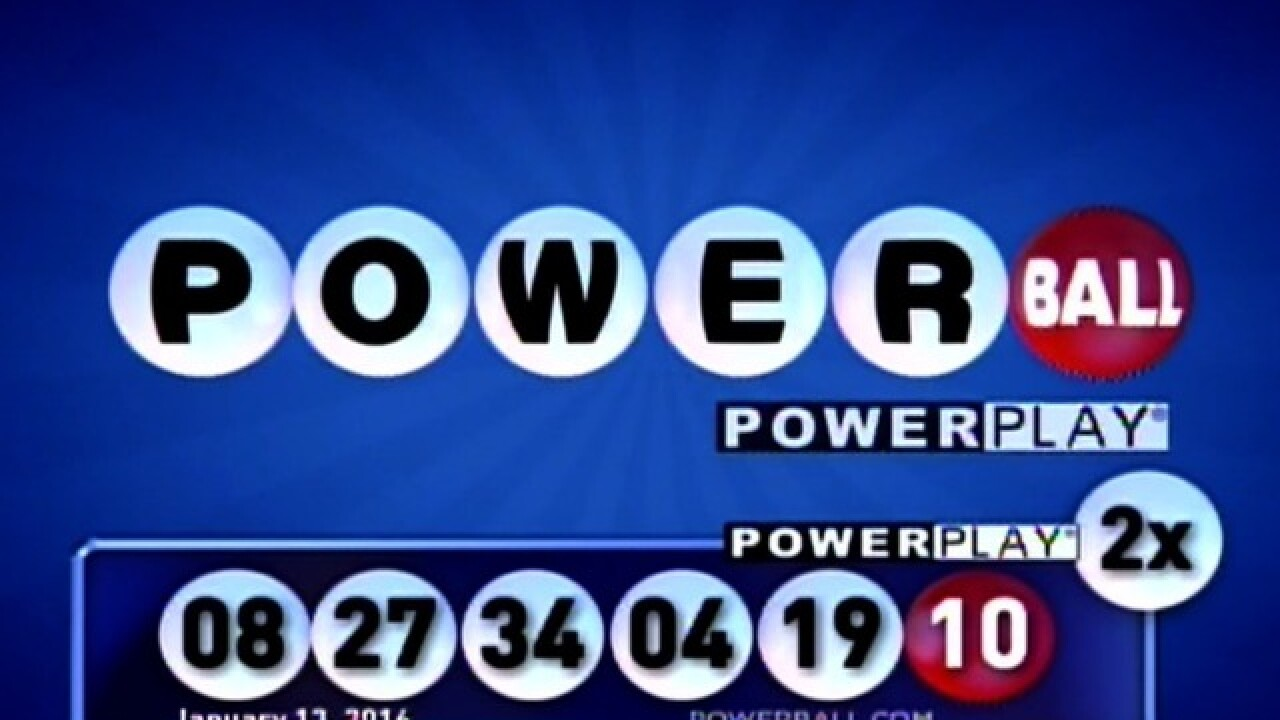 TONIGHT | Powerball's $1.5 billion drawing