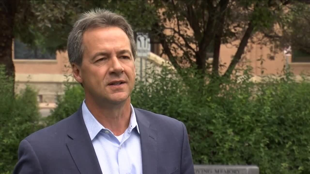 Bullock talks Montana's reopening in Billings interview