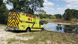 stolen ambulance