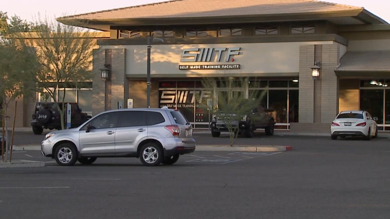 Scottsdale's Self Made Training Facility