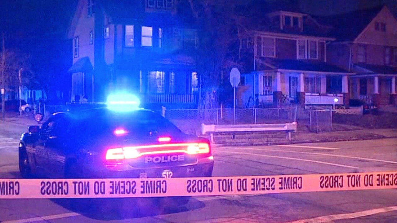 Report: CLE homicide victims and their assailants are getting younger