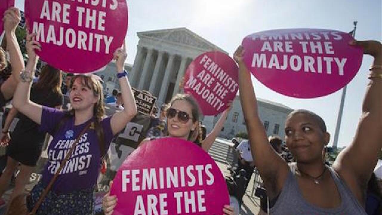 US Supreme Court strikes down Texas abortion restrictions