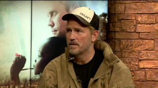 3 Questions with Bob Evans: Actor Jim Caviezel and O.U.R. Founder Tim Ballard on fighting sextrafficking