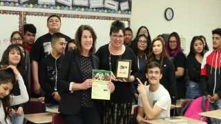 'Teachers First' Award Winner: Jacqueline Riggs – Pueblo East High School