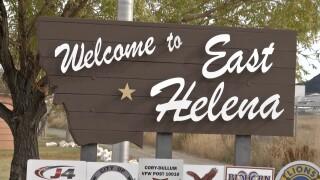 East Helena Sign