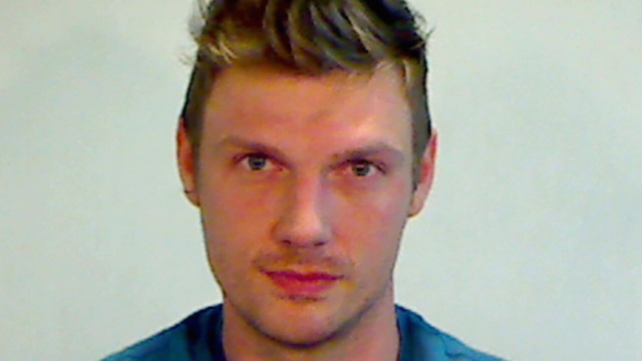 Former Backstreet Boy arrested in Florida