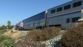 Del Mar wants to get trains off its bluffs