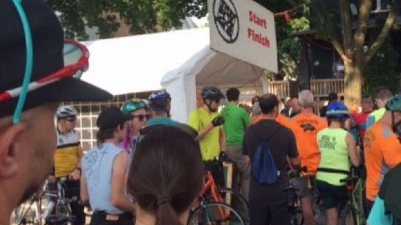 Riverwest bike race opens doors to challenges