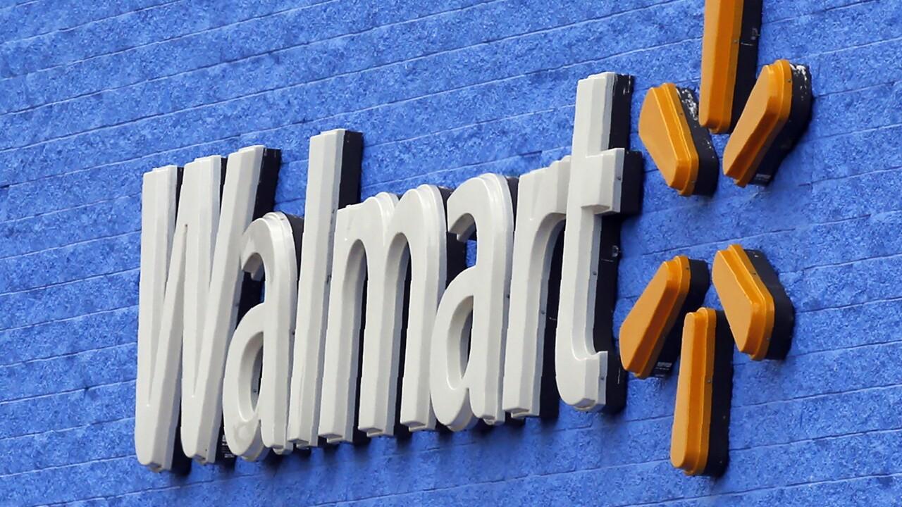 Walmart-Robotic Warehouses
